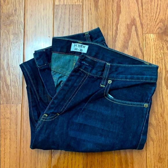 JCrew denim for sale. Size 32w 30L. Brand new!!